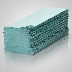 Interfold H.Towels Green(4000)