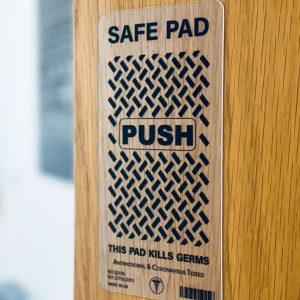 Safe Pad