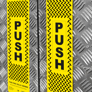 Push Pad Large