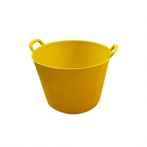Flexi Tub Recycled Yellow